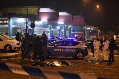 Берлинский террорист застрелен в Милане