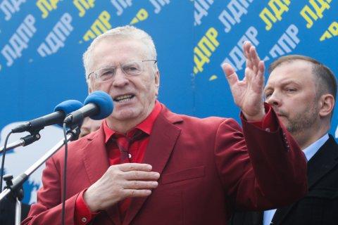 Жириновский пожаловался на размер своей пенсии