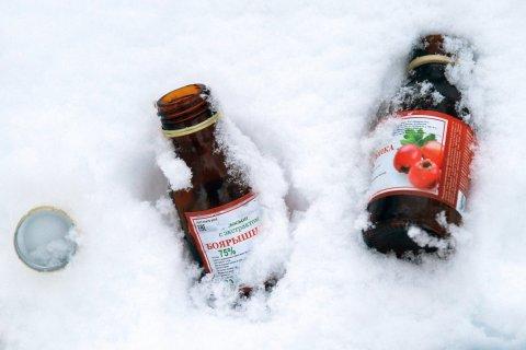 В России на месяц запретили торговлю спиртосодержащей непищевой продукцией