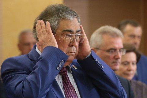 По жалобе КПРФ ЦИК предостерег Тулеева от применения админресурса на выборах