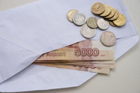Почти половина работников в России получает зарплату в «конвертах»