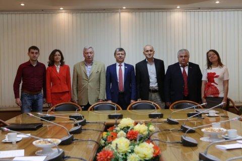 КПРФ и Единая Компартия Грузии договорились о сотрудничестве