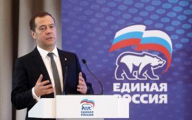 «Единая Россия» потратила на себя в 2017 году 5,5 млрд рублей — в два раза больше всех остальных партий вместе взятых