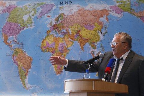 Жириновский возглавил предвыборный список ЛДПР