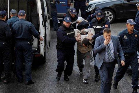 Россия отказалась выдать Черногории подозреваемого в попытке госпереворота