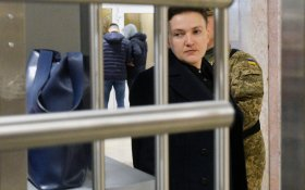 Надежду Савченко задержали в Киеве, обвинив в попытке «террористического переворота»