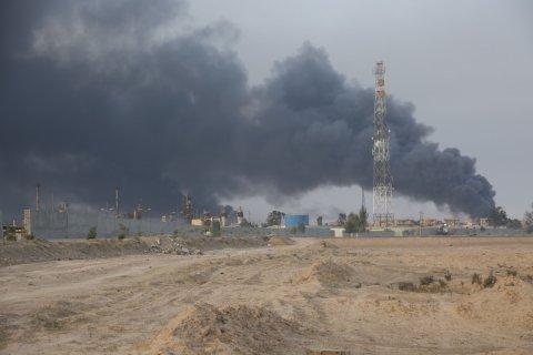 Иносми: боевики начали массовые казни в окрестностях Мосула