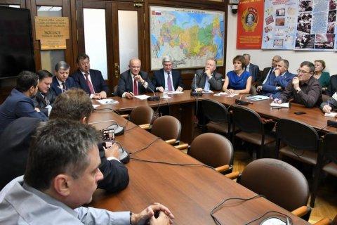 Геннадий Зюганов: Люди, заставлявшие фальсифицировать выборы в Приморье, должны сидеть в тюрьме