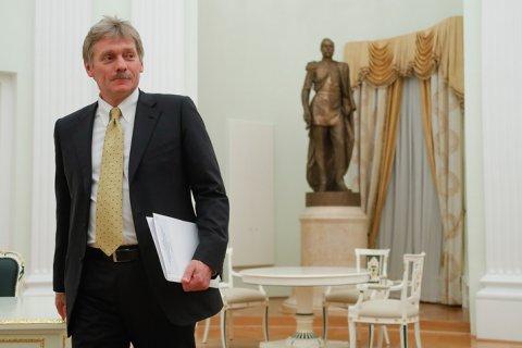 Песков: размещение миссии ООН Киев должен обсуждать, в первую очередь, с ДНР и ЛНР