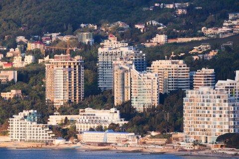 Средняя цена дома в Крыму равна средней зарплате за 33 года