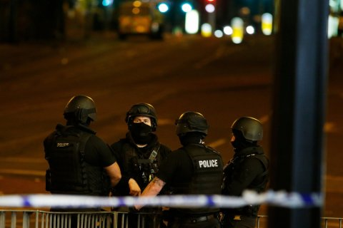 В Манчестере на стадионе произошел теракт. Подробности