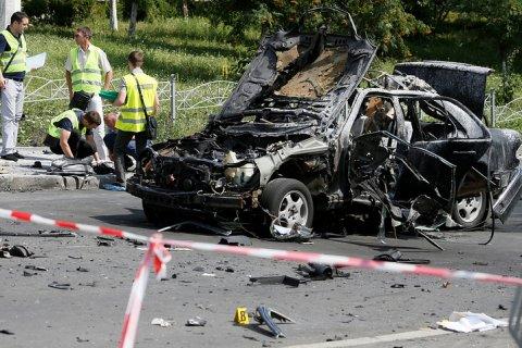 В Киеве взорвали руководителя украинского спецназа