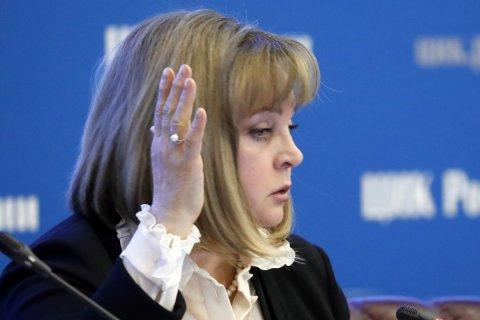 Памфилова о Жириновском: ЦИК не оценивает поведение кандидатов на дебатах