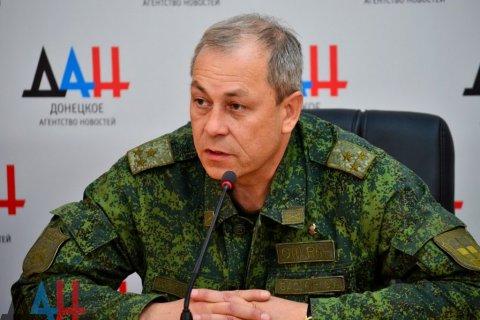 200 украинских снайперов заняли позиции на дебальцевском направлении – Эдуард Басурин