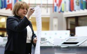 Памфилова предложила сдать мандат депутату-коммунисту, заявившей, что «в России нет выборов — одни фальсификации»