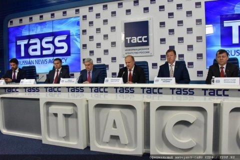 Геннадий Зюганов заявил о готовности коммунистов к выборам