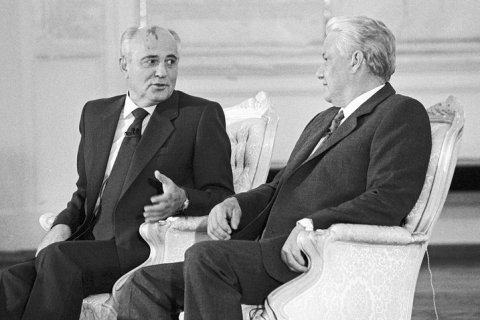 Геннадий Зюганов: Горбачев и Ельцин – преступники