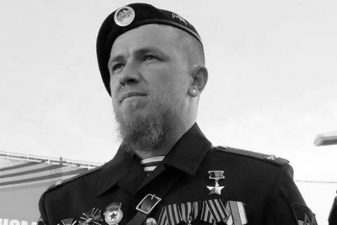 В Донецке убит командир ополченцев Моторола