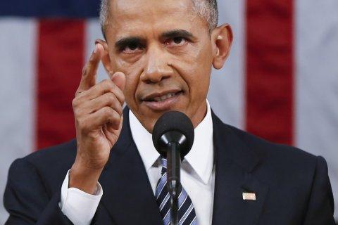 Деятельность Обамы одобряют везде, кроме России