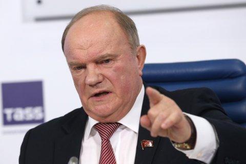 Геннадий Зюганов: Чья бы корова мычала, а ваша б молчала