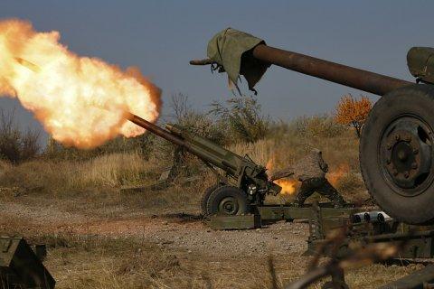 Донбасс обстреляли более 1100 раз