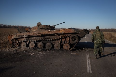 В Донбассе с начала года погибли более 450 военных Вооруженных сил Украины