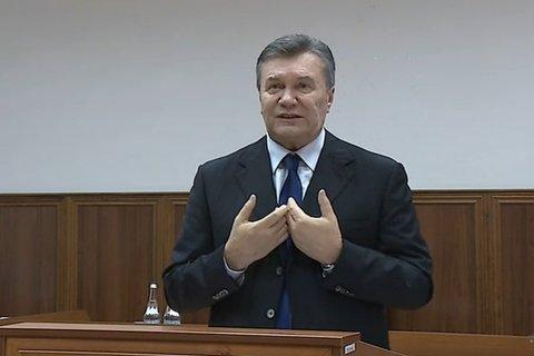Янукович: Я не мог отдать приказ о применении оружия на «Майдане»