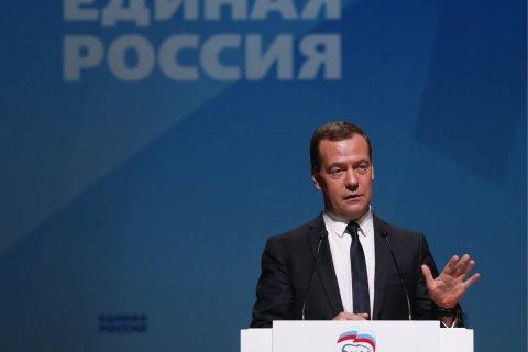 Опрос: 45% россиян высказались за отставку Медведева