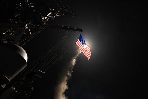 Владимир Путин назвал агрессией американский ракетный удар по Сирии