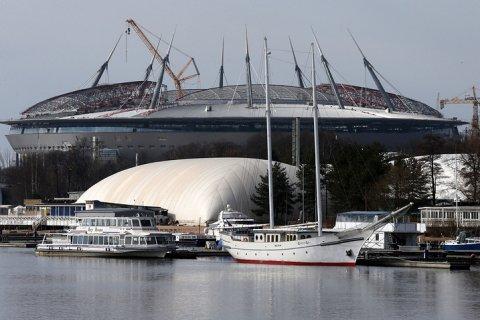 Стоимость стадиона «Зенит-Арена» превысила первоначальные расчеты в 6 раз
