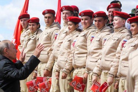 Отряды «Юнармии» в 2019 годах появятся во всех школах России