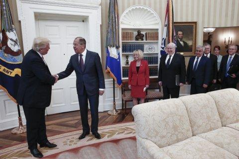 Лавров и Трамп провели переговоры. Официально – все прекрасно