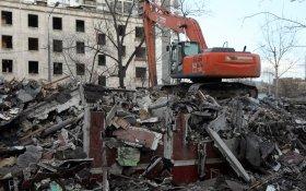 Власти Москвы решили бороться с преступностью путем сноса хрущевок