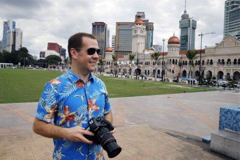 В Кремле не стали знакомиться с расследованием ФБК о Медведеве