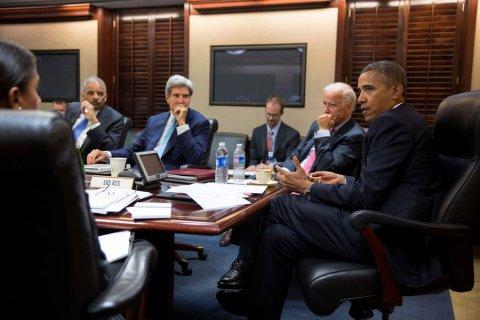 Иносми: Администрация Обамы не стремится вооружать сирийских мятежников