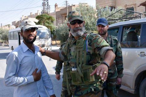 Погиб сирийский генерал, три года возглавлявший оборону блокированного Дейр-эз-Зора