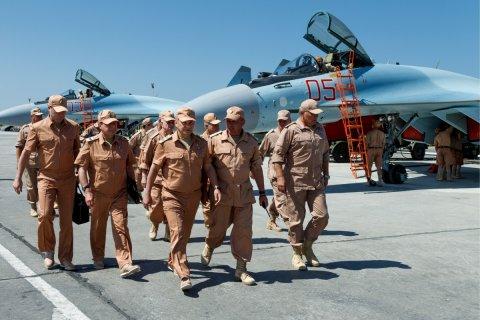 Опрос: Россияне считают, что в Сирии всё идёт правильно