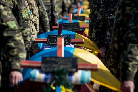 В Донбассе украинская армия потеряла более 2 700 человек убитыми