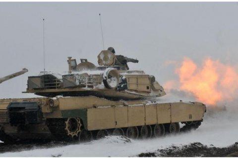 Иносми: Американские танки уже стреляют в Польше