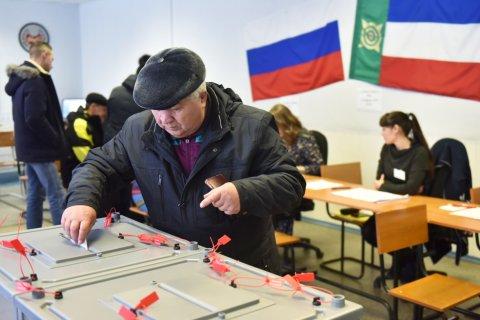 В Хакасии проходит второй тур выборов главы республики