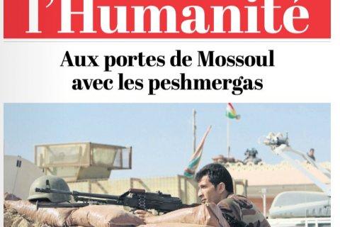 L'Humanité: Победа под Мосулом может оказаться пирровой