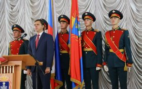 Коммунист Андрей Клычков вступил в должность губернатора Орловской области