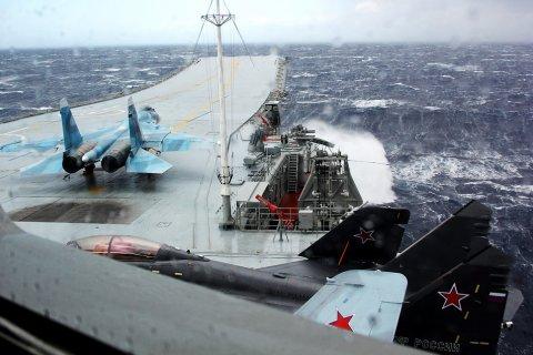 Ремонт авианосца «Адмирал Кузнецов» обойдется в 65 млрд рублей