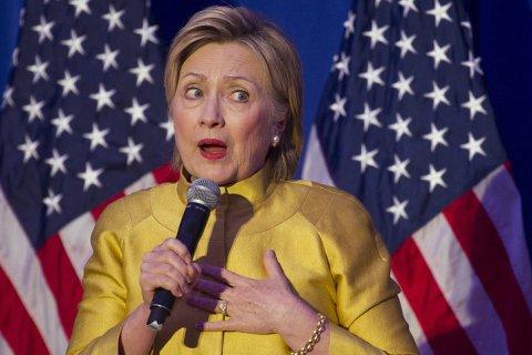 Американцы не верят рассказу Клинтон о своей болезни