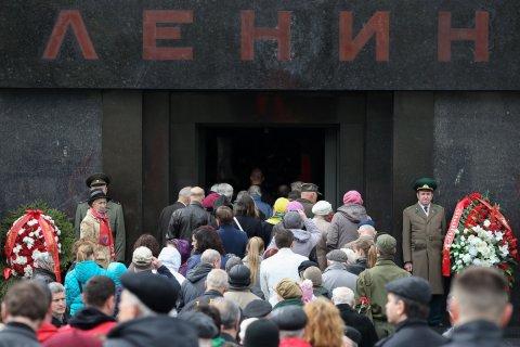 В РПЦ предлагают отложить рассмотрение вопроса о перезахоронении Ленина