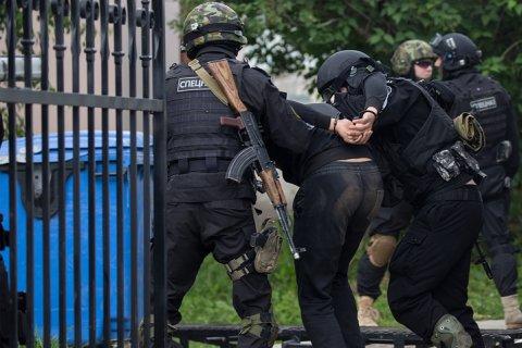 ФСБ захватила террористов, готовивших взрывы на транспорте и в торговых центрах Москвы