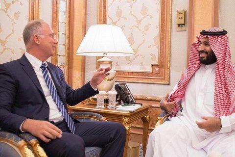 Российский Фонд Прямых Инвестиций вложит миллиарды долларов в «город будущего»… в Саудовской Аравии