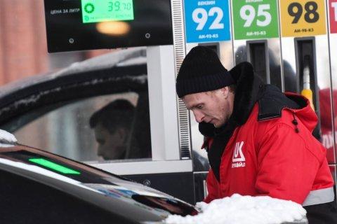 В России снова растут цены на бензин