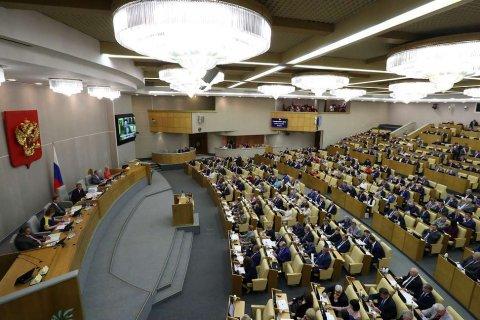 Госдума голосами единороссов приняла закон о «суверенном интернете»