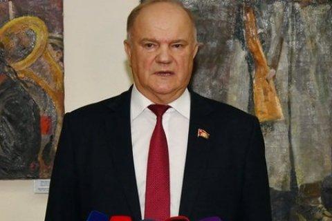 Геннадий Зюганов: Бюджет не решает проблему развития